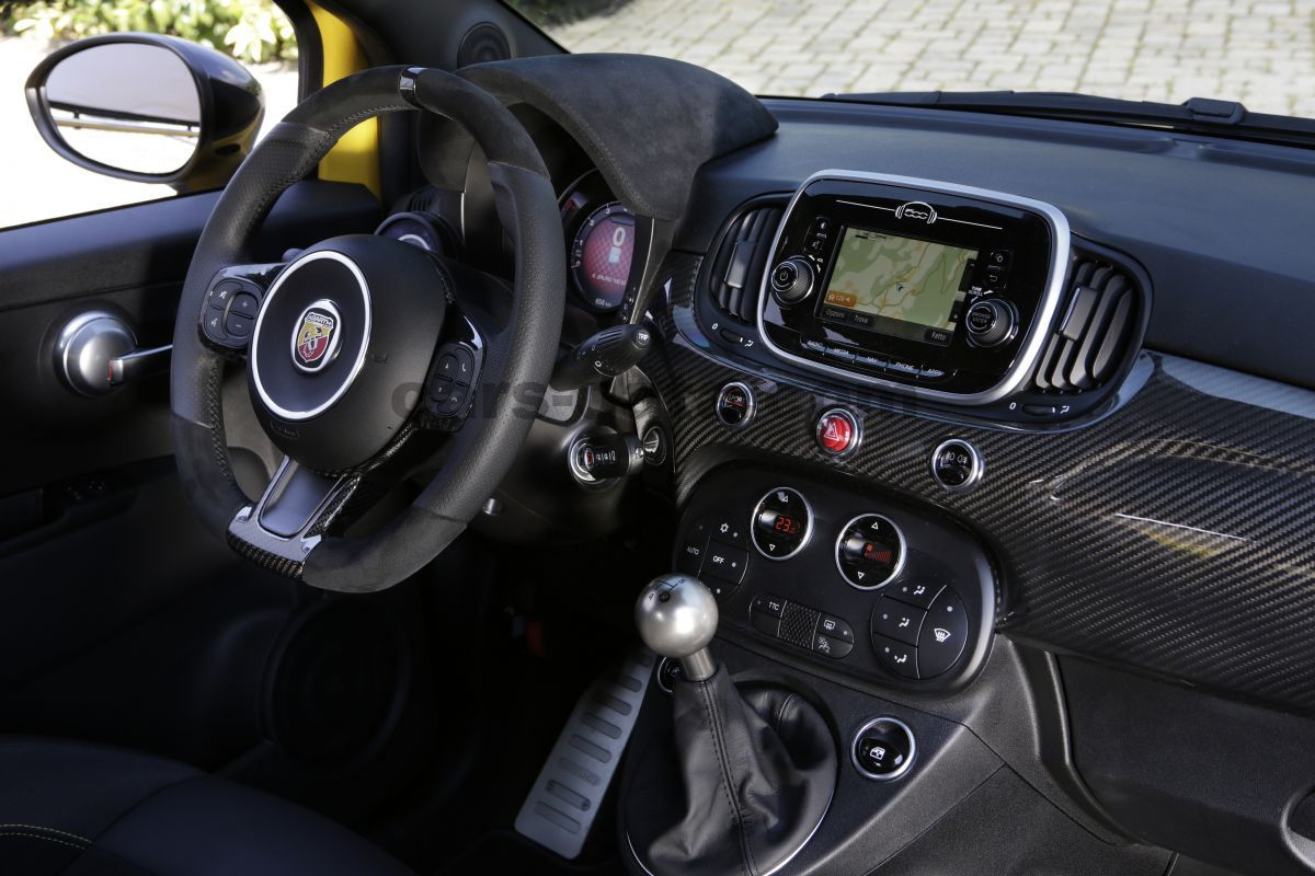 Abarth 595 Cabrio 2016 pictures, Abarth 595 Cabrio 2016 images, (5