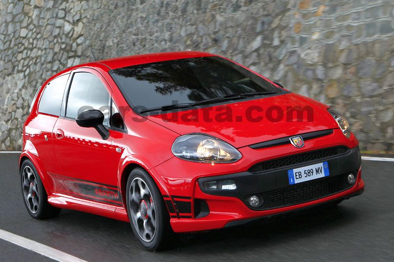 abarth punto evo 1 4 t jet 16v supersport manual 2012. Black Bedroom Furniture Sets. Home Design Ideas