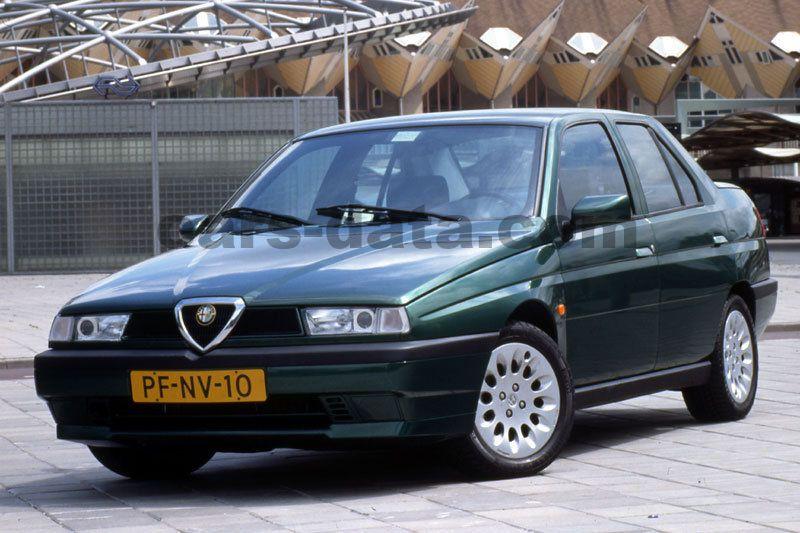 Alfa Romeo 155 2.0 Twin Spark 16V Super, Manual, 1995 ...