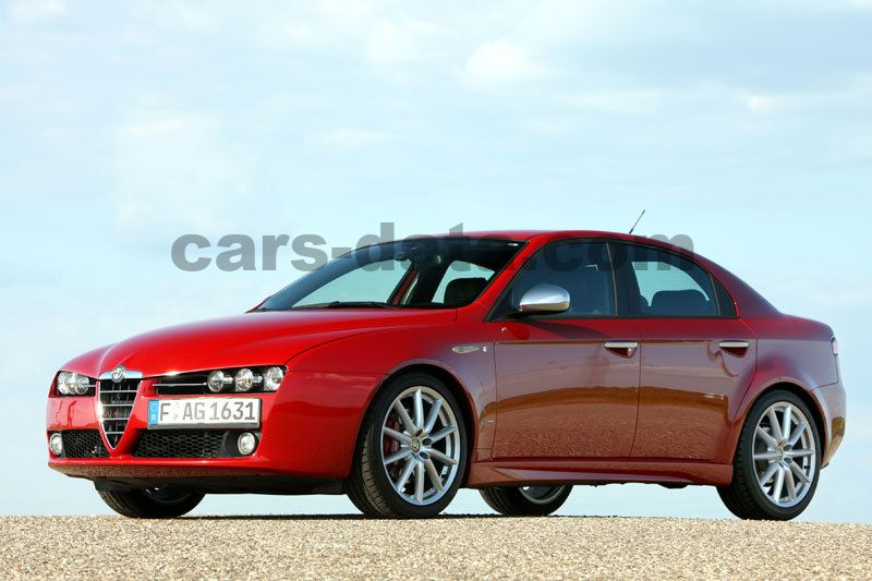 alfa romeo 159 2 0 jtdm 170 eco distinctive manual 2011 2011 170 hp 4 doors technical. Black Bedroom Furniture Sets. Home Design Ideas
