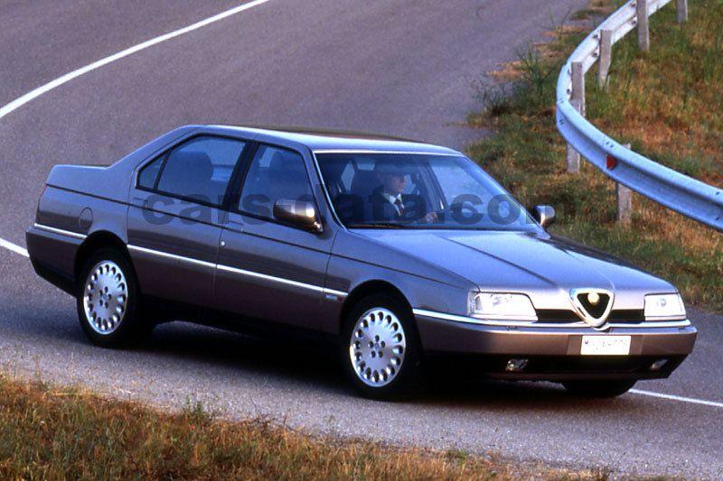 Alfa Romeo 164 Super 3 0 V6 24v  Manual  1993