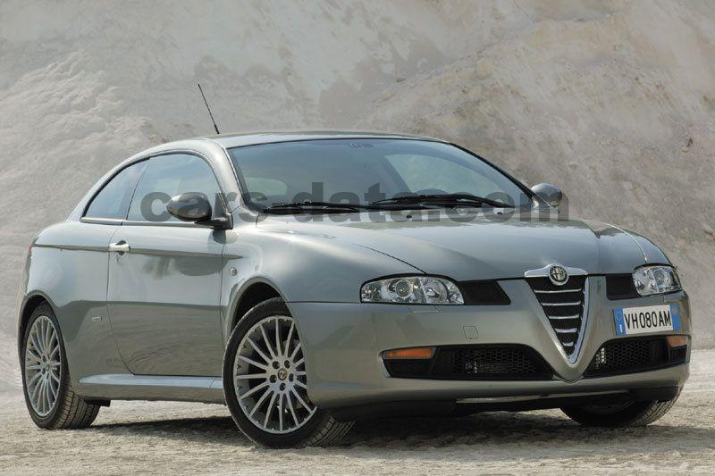 Alfa Romeo GT 2.0 JTS 16V Distinctive manual 3 door specs ...