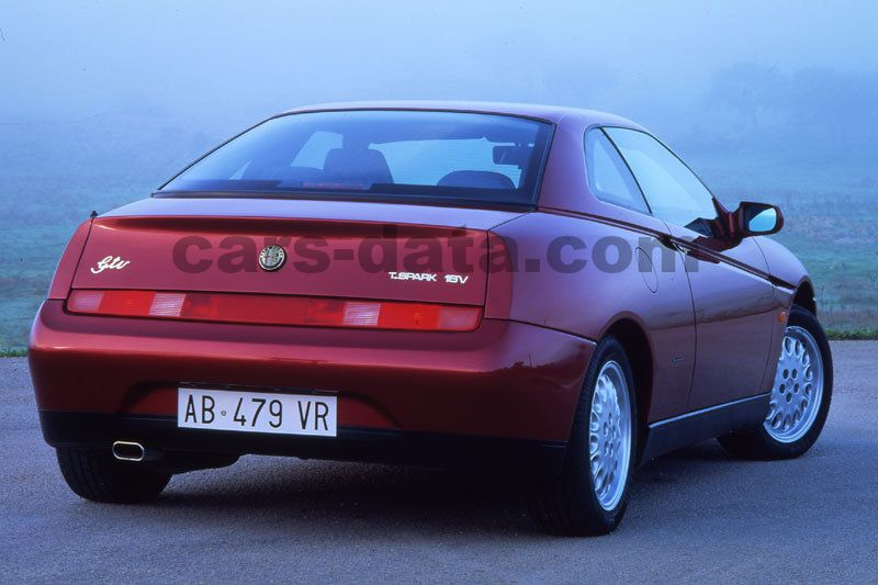 Alfa Romeo Gtv 1995 Pictures Alfa Romeo Gtv 1995 Images
