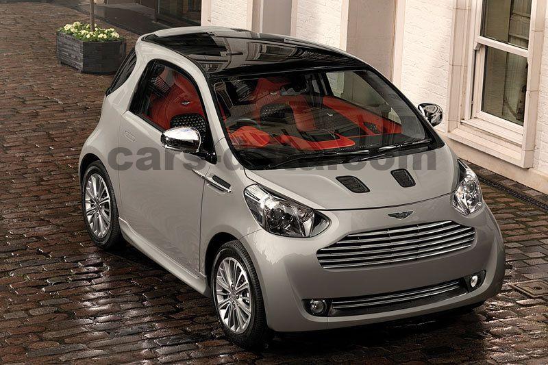 Aston Martin Cygnet Images 7 Of 14 Cars Data Com