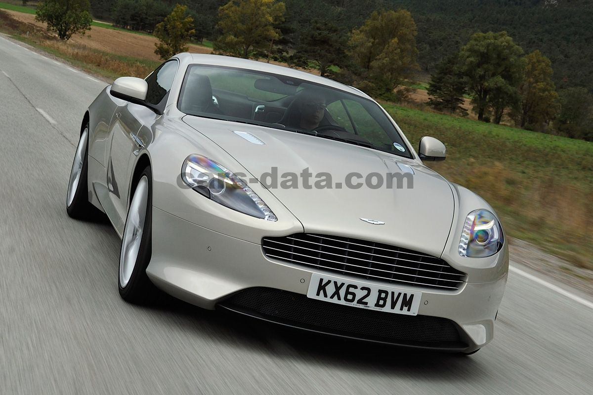 Aston Martin Db9 Coupe Images 13 Of 23 Cars Data Com