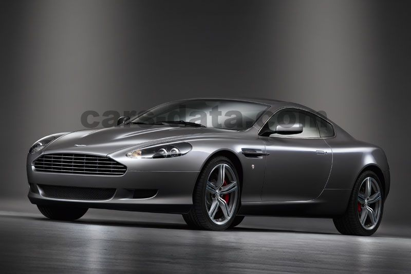 Aston Martin Db9 2004 Pictures 3 Of 30 Cars Data