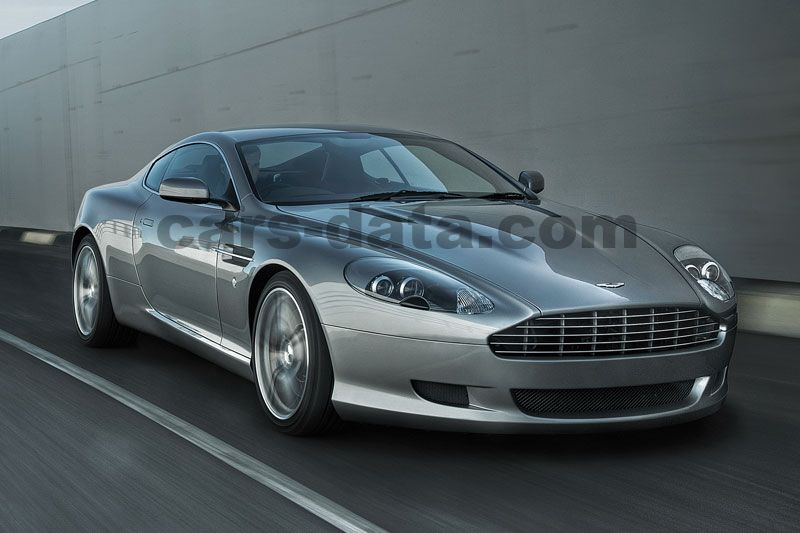 Aston Martin DB Pictures Of Carsdatacom - 2004 aston martin