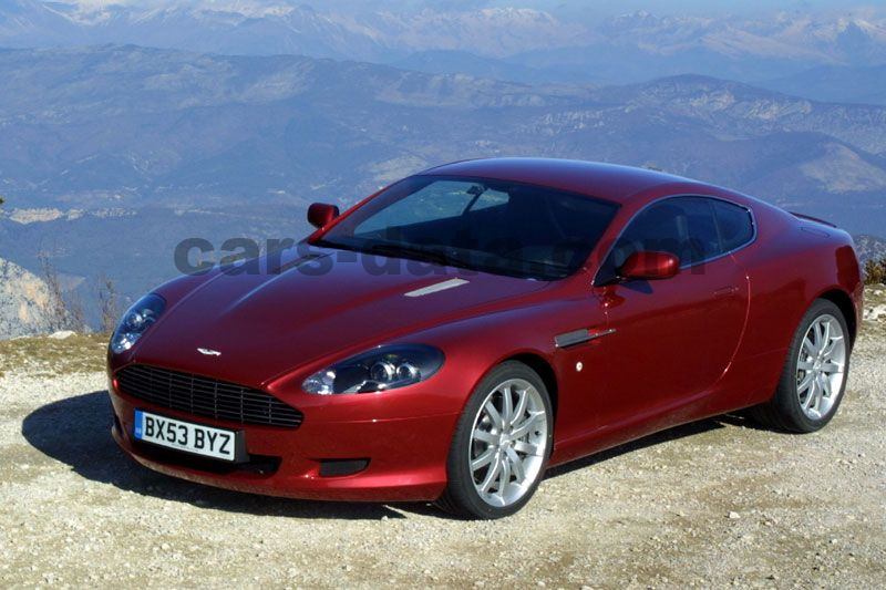 Aston Martin Db9 2004 Pictures 24 Of 30 Cars Data