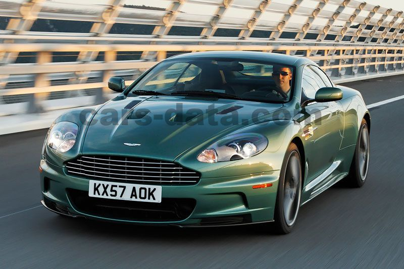 Aston Martin Dbs 2008 Pictures 21 Of 22 Cars Data