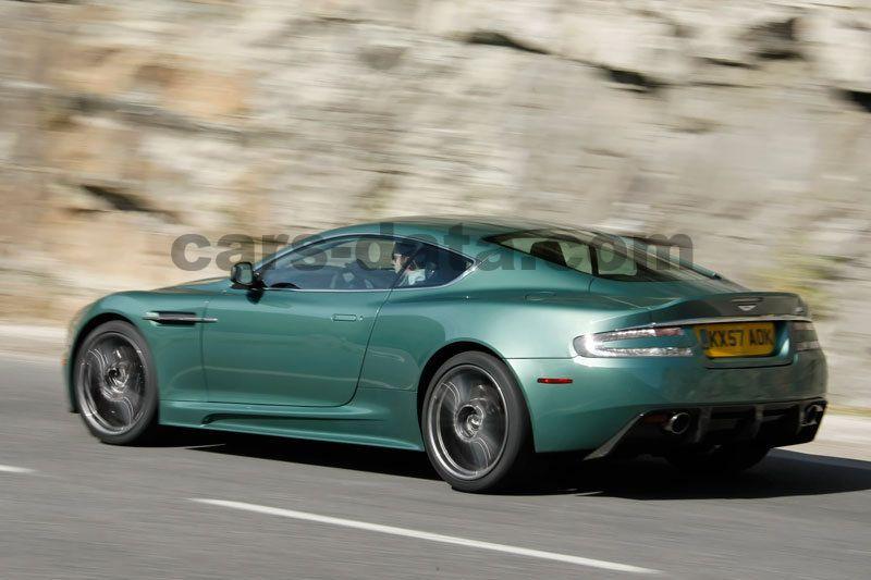 Aston Martin Dbs Bilder 22 Von 22 Cars Data Com