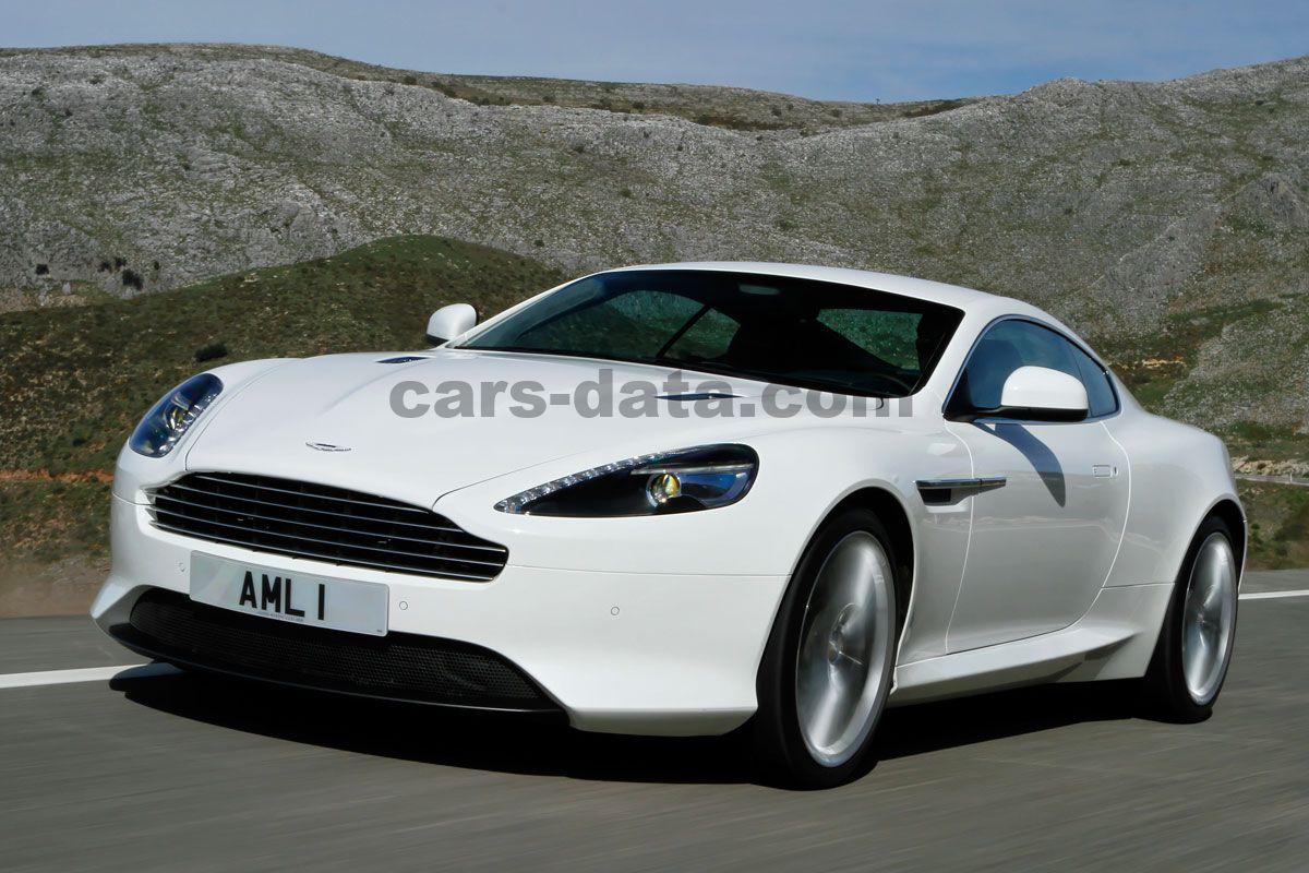 Aston Martin Virage 2012 Bilder 1 Von 19 Cars Data Com