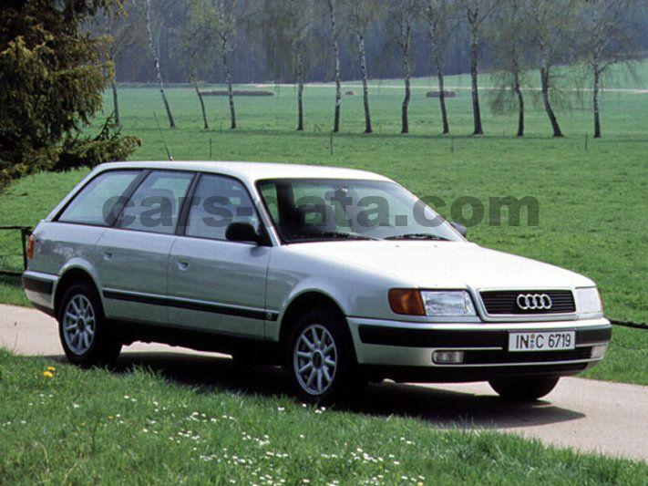 audi 100 avant 2 6 e quattro manual 5 door specs cars data com rh cars data com 1992 Audi V6 Engine 1990 Audi 100