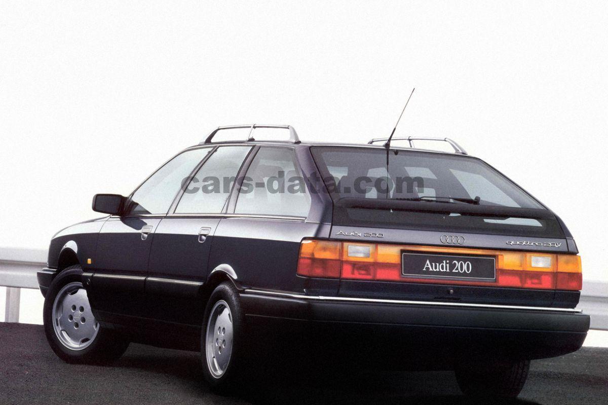 Kelebihan Audi 200 Avant Murah Berkualitas