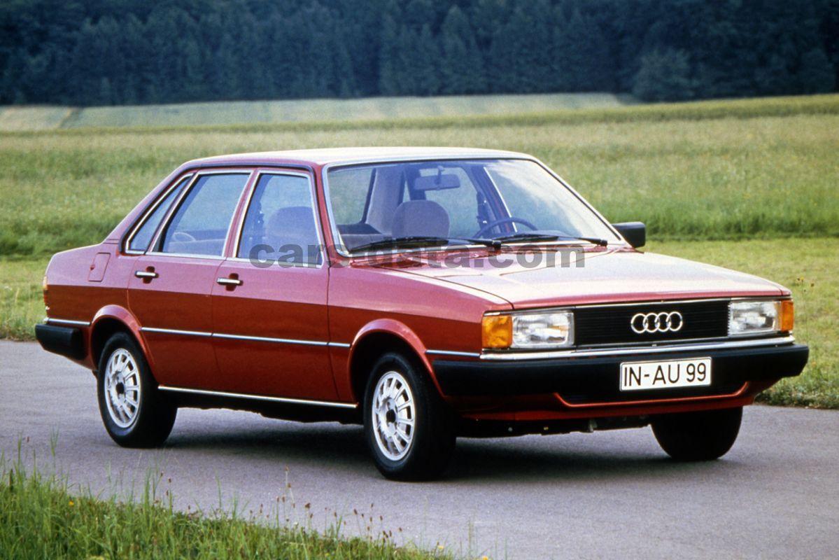 Audi 80 GLE manual 4 door specs | cars-data.com