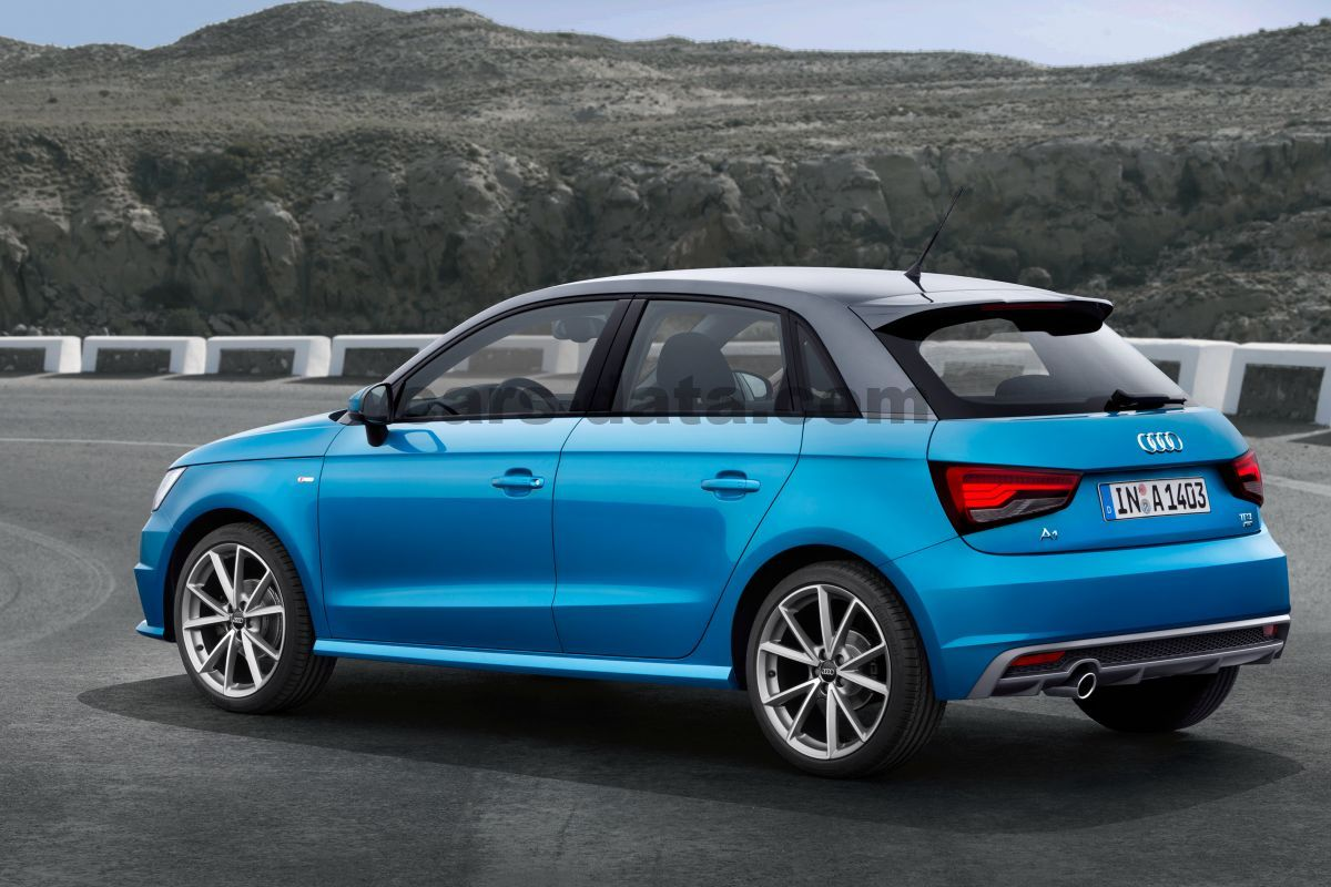 audi a1 sportback 2015 pictures audi a1 sportback 2015 images 11 of 30. Black Bedroom Furniture Sets. Home Design Ideas