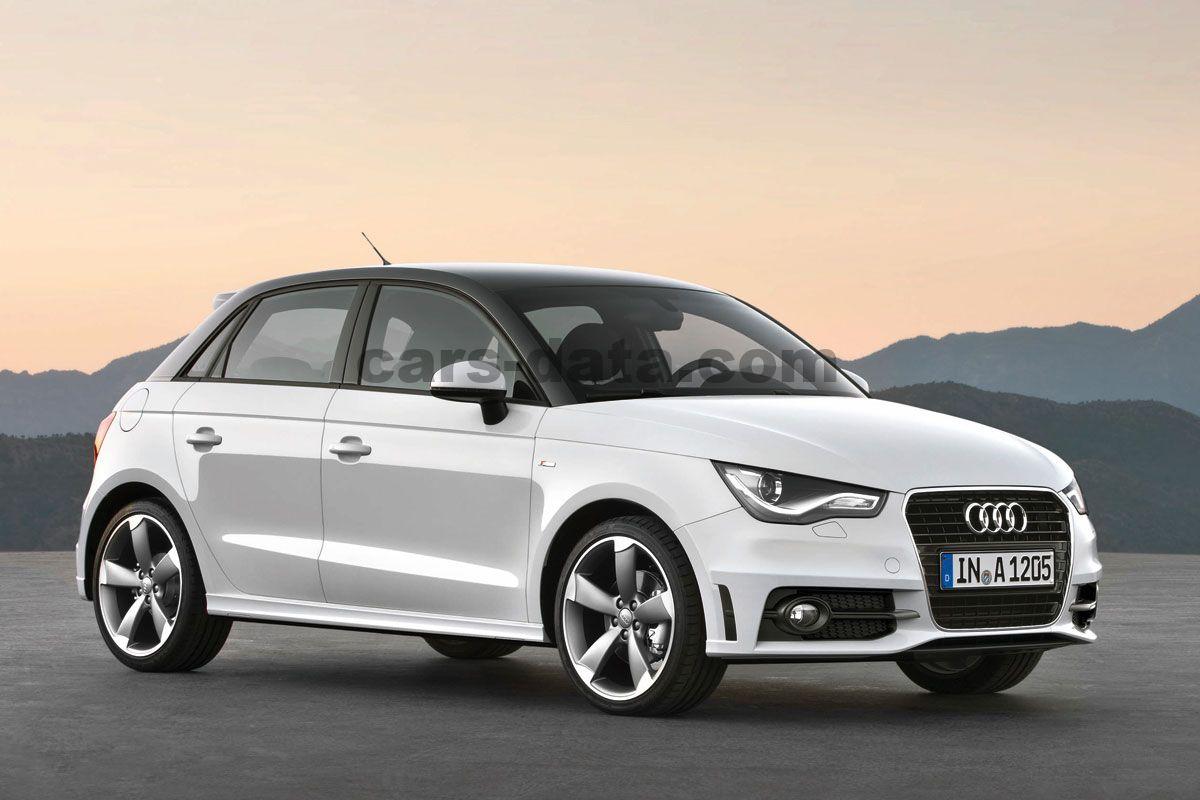 Audi A1 Sportback Pictures