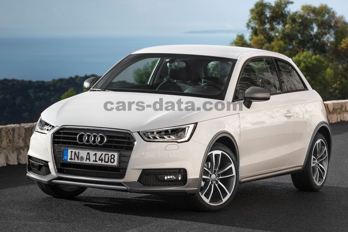 Audi A1 1.4 TFSI design Pro Line