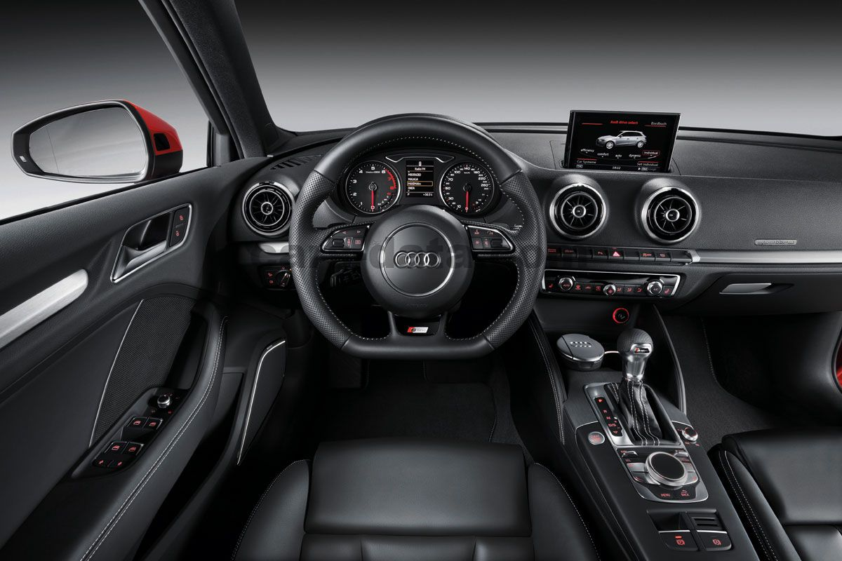 Interieur audi  Audi A3 Sportback 2013 pictures, Audi A3 Sportback 2013 images ...