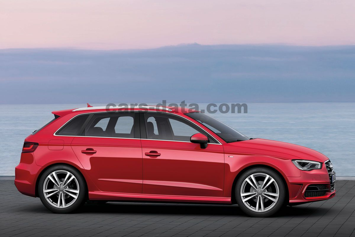audi a3 sportback 2013 pictures audi a3 sportback 2013. Black Bedroom Furniture Sets. Home Design Ideas