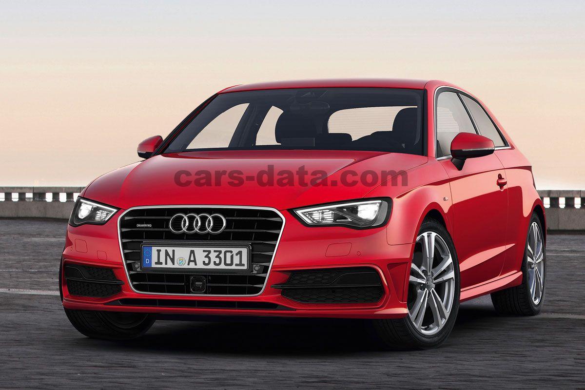 Audi A3 1.6 TDI 110hp Ambition Pro Line