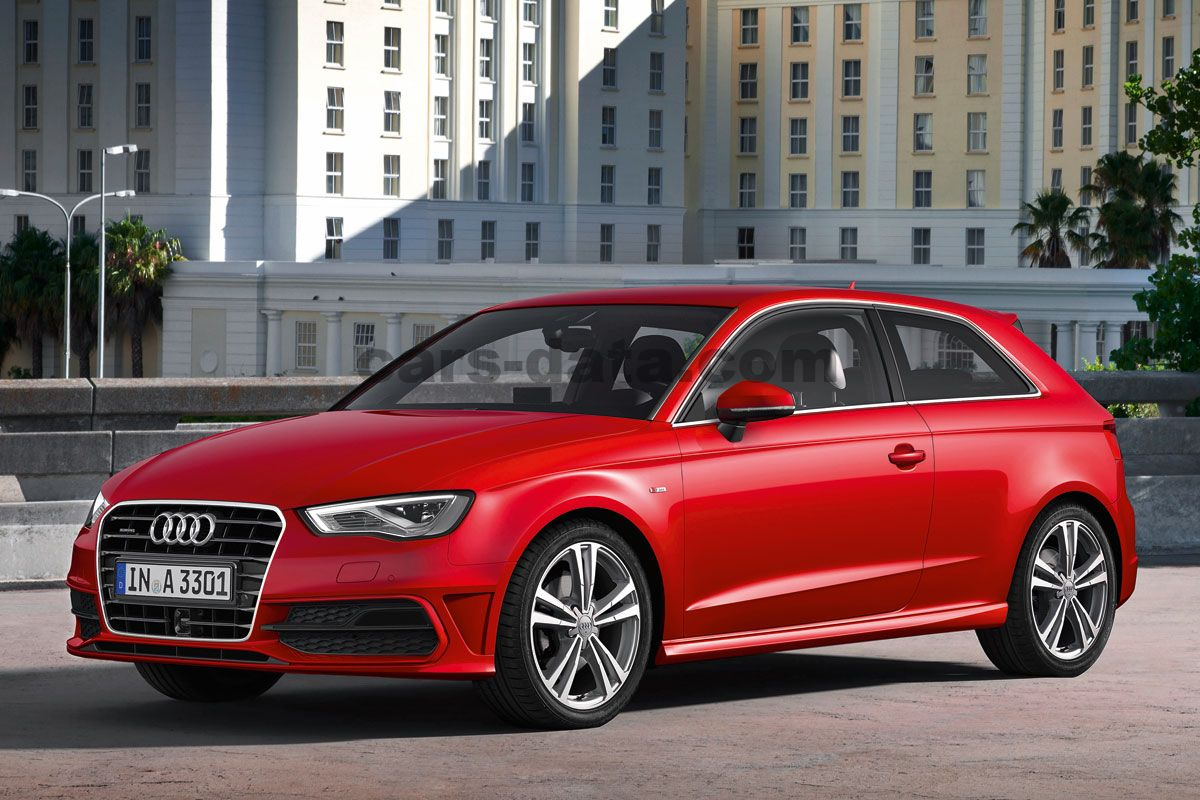 Audi A3 2012 Pictures 9 Of 33 Cars Data Com