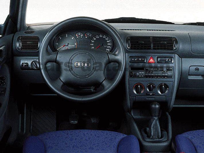 Audi A3 1999 Bilder Audi A3 1999 Bildern 4 Von 5