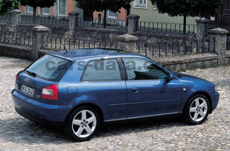 Audi A3 2000 Pictures, Audi A3 2000 Images, (2 Of 8