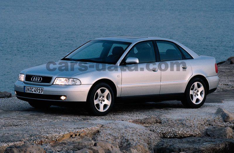 Audi A V Turbo Quattro Manual Door Specs Carsdatacom - Audi a4 specs