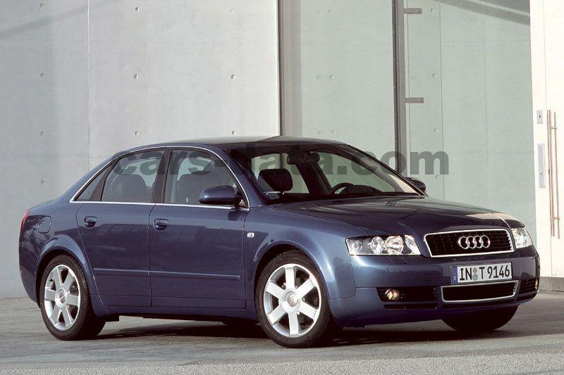 Audi A on 2002 Lincoln Sedan