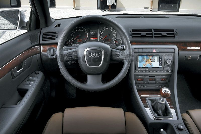 Poze Audi A4 2004 Imagini Audi A4 2004 3 Din 12
