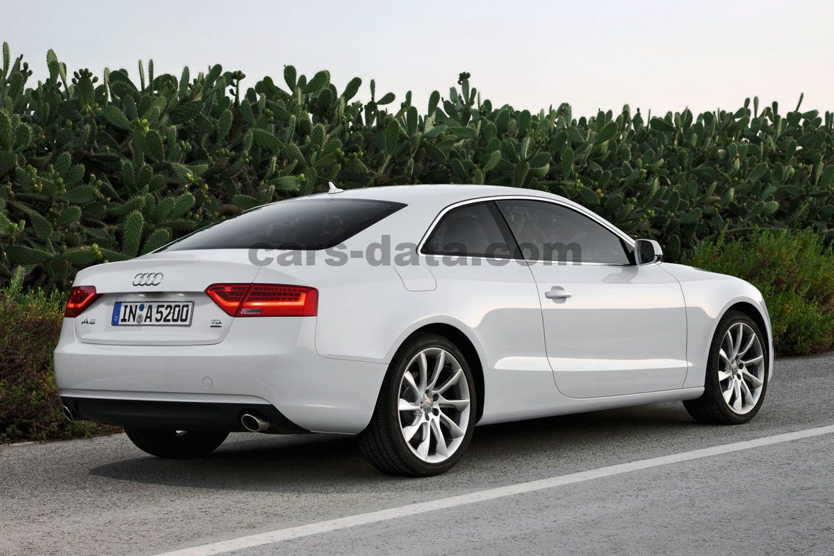 audi a5 coupe 2011 pictures 1 of 10 cars. Black Bedroom Furniture Sets. Home Design Ideas