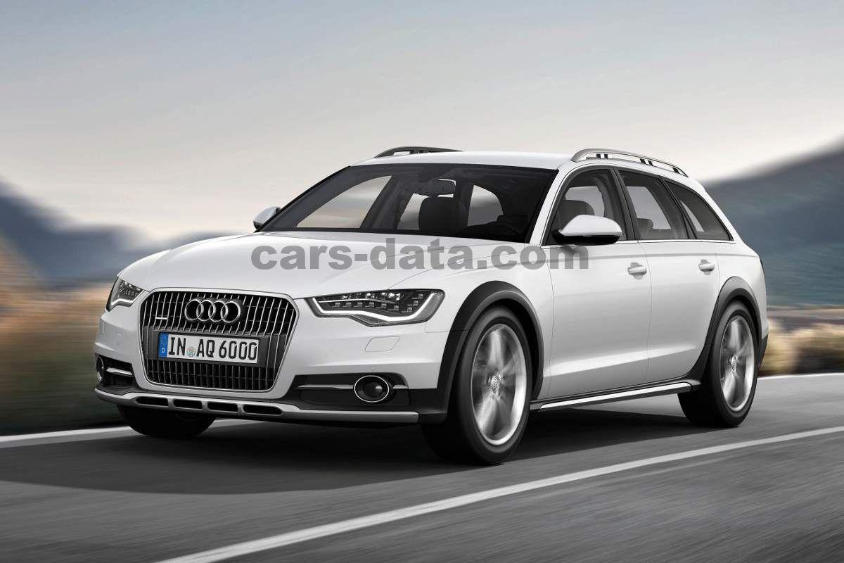 Bmw Company Latest Models >> Audi A6 Allroad 2012 bilder, Audi A6 Allroad 2012 bilder (5 av 7)