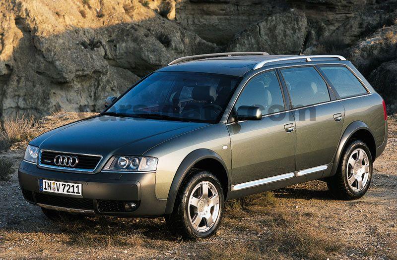 audi a6 allroad quattro 2 5 tdi 163hp manual 2003 2006 163 hp 5 doors technical specifications. Black Bedroom Furniture Sets. Home Design Ideas