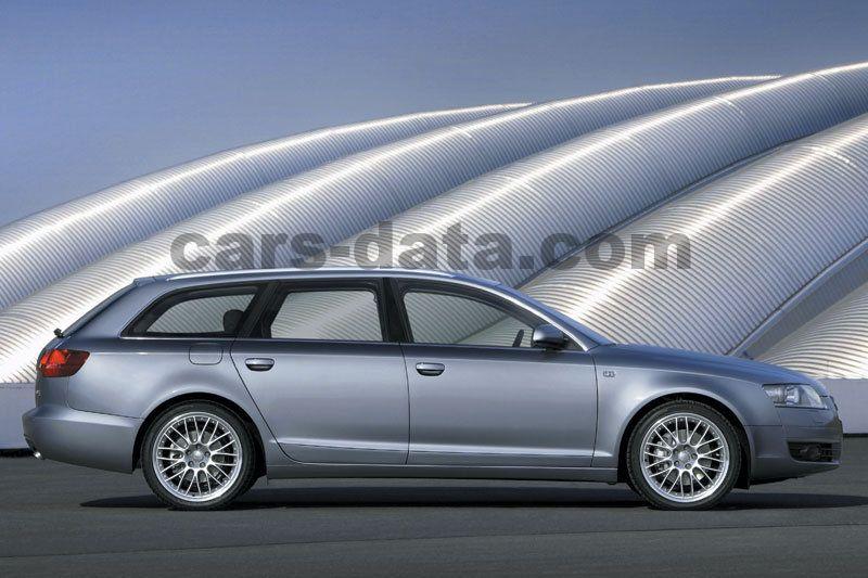 Audi A6 Avant 2005 Pictures 5 Of 11 Cars Datacom