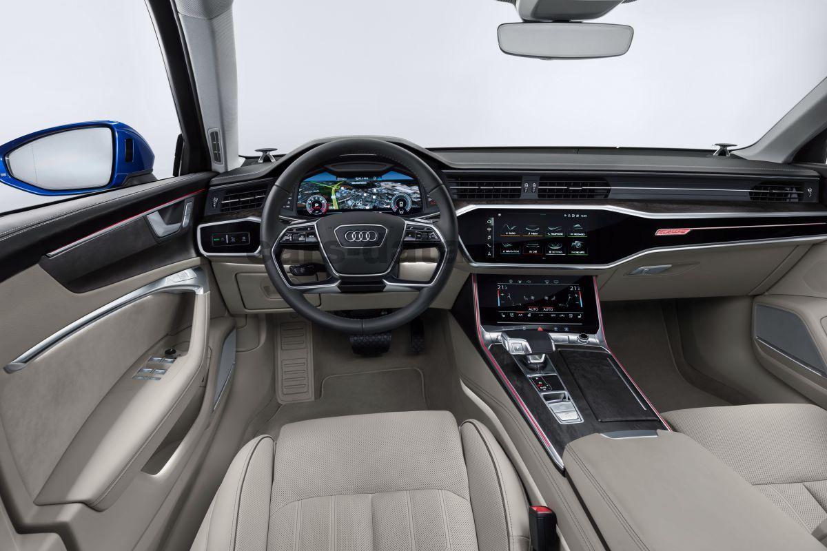 Kelebihan Audi A6 2018 Perbandingan Harga