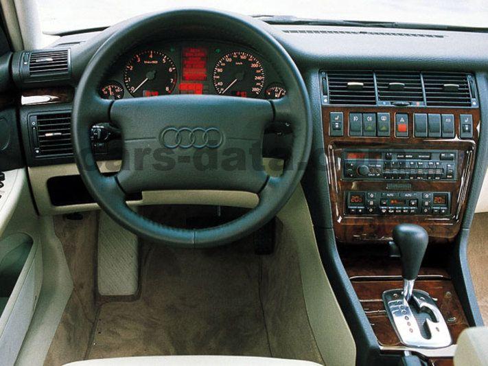 Audi a8 1994 audi a8 sciox Gallery
