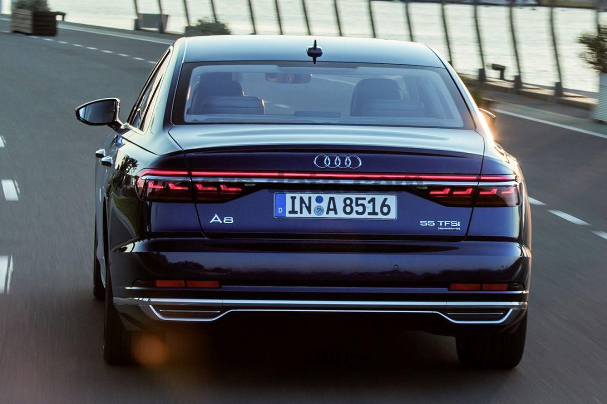 Kekurangan Audi A8 2017 Spesifikasi
