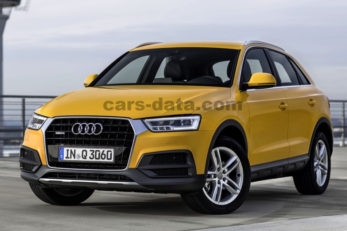 audi q3 2 0 tdi 150hp design manual 2015 present 150. Black Bedroom Furniture Sets. Home Design Ideas