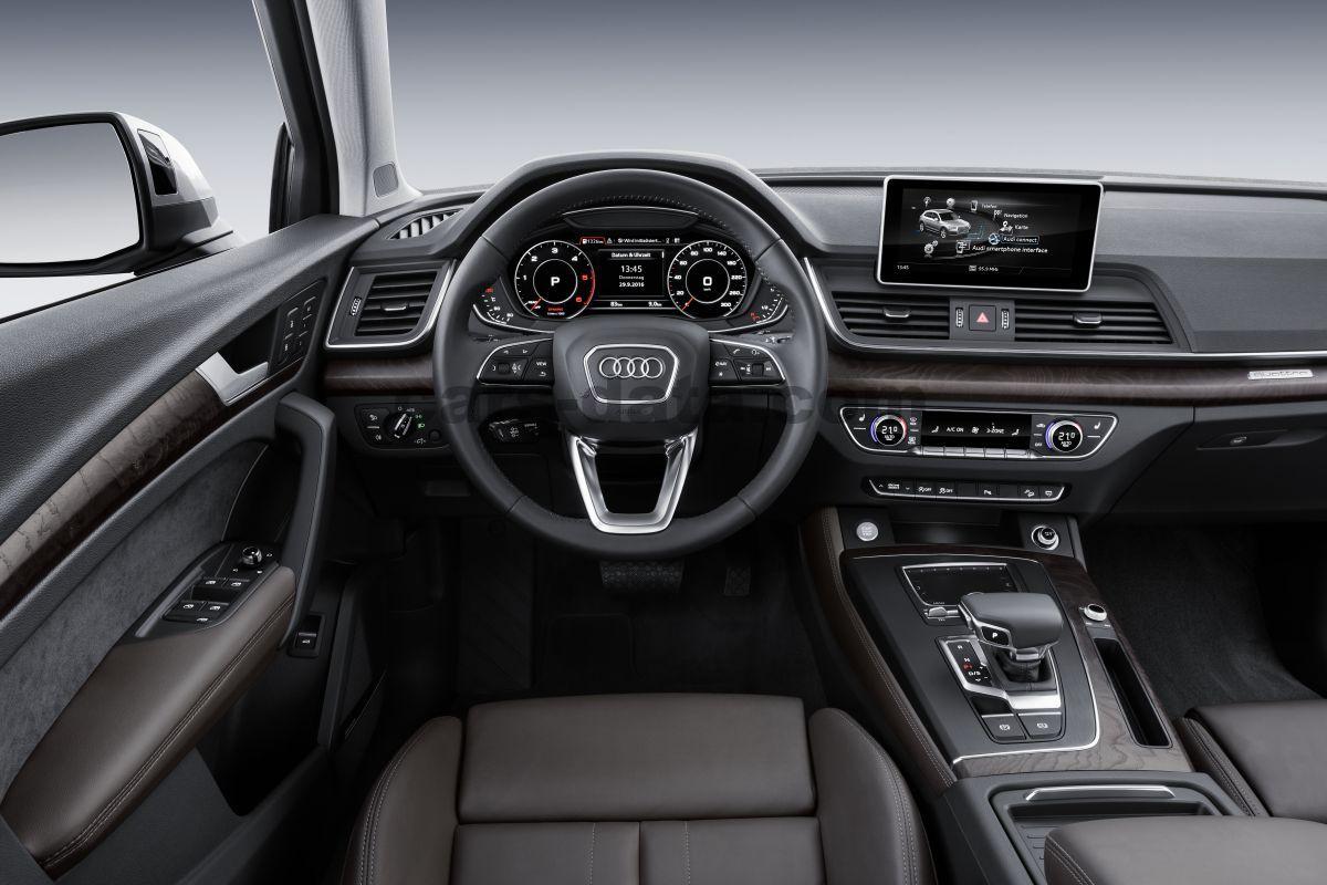 Kelebihan Audi Q5 Design Perbandingan Harga