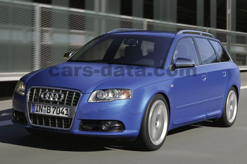 Audi Rs4 Avant 2006 Pictures 6 Of 9 Cars Data