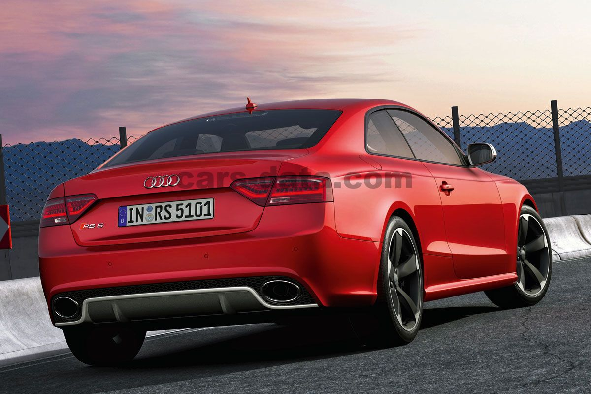 Audi Rs5 Coupe 2012 Pictures Audi Rs5 Coupe 2012 Images