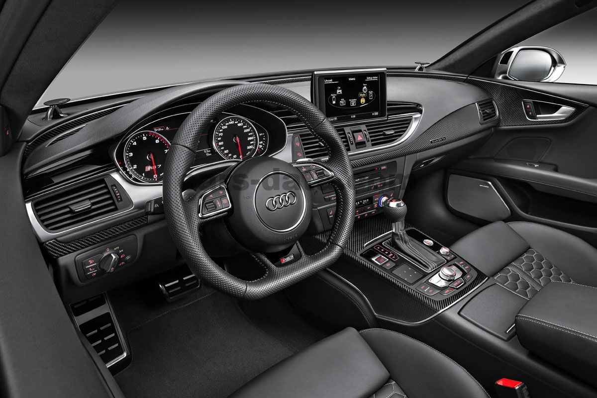 Audi Rs7 Sportback 2013 Pictures 7 Of 18 Cars Data Com
