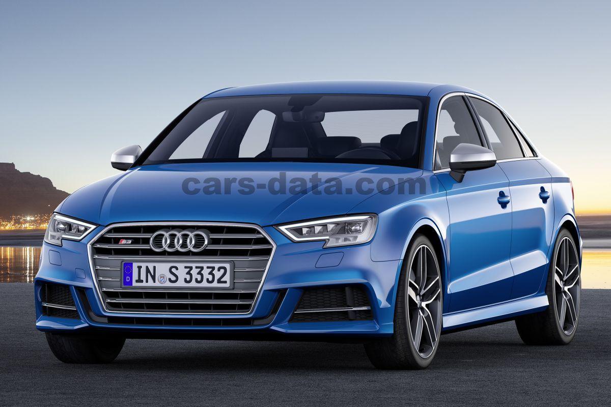Audi S3 Limousine Pictures