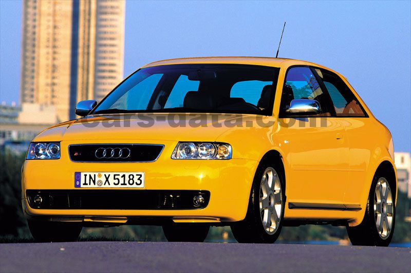 Audi S3 2000 Pictures 1 Of 10 Cars Data