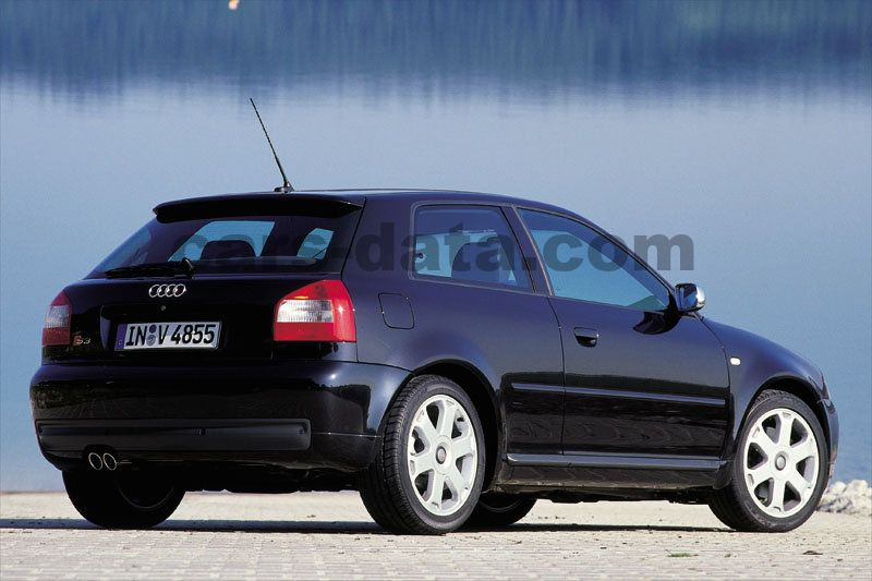 Audi S3 2000 Pictures 5 Of 6 Cars Data