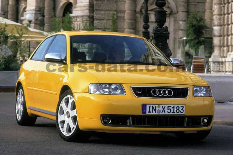 Audi S3 2000 Pictures 6 Of 6 Cars Data