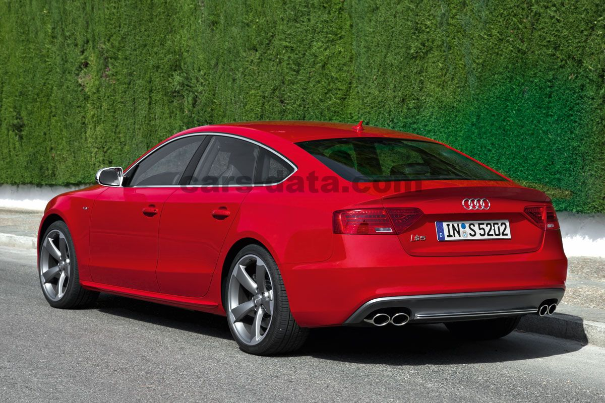audi s5 sportback 2011 pictures audi s5 sportback 2011. Black Bedroom Furniture Sets. Home Design Ideas