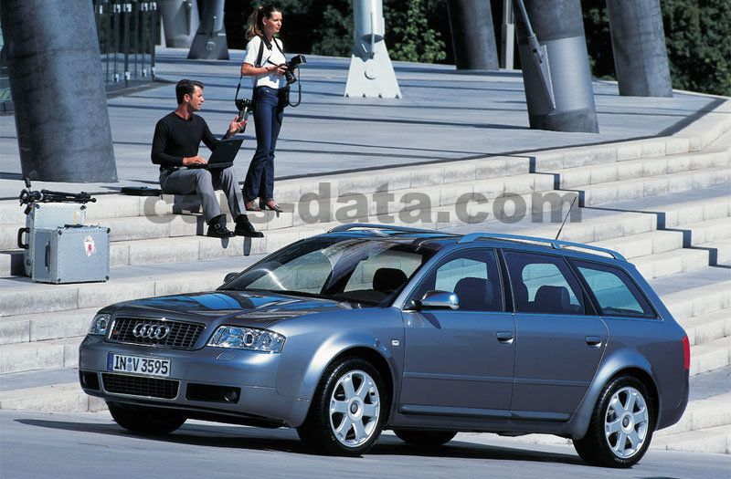 Audi S6 Avant 1999 Pictures 1 Of 4 Cars Data