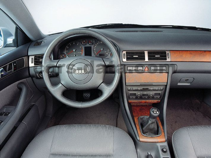 Audi S6 Avant 1999 Pictures 4 Of 4 Cars Data