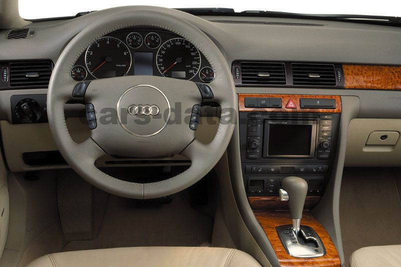 Audi S6 Avant 2001 Pictures 7 Of 7 Cars Data